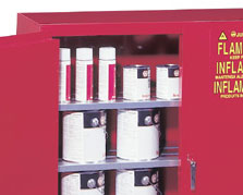 paint and ink safety cabinet