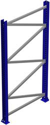 Mecalux Pallet Rack Uprights