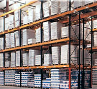 Structural Pallet Rack - Steel King