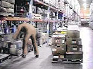 Congested aisles