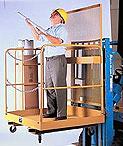 Forklift platform Gillis Industries