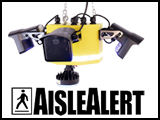 AisleAlert 2 Forklift Safety Warning Systems