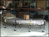 Powered Flexible Conveyor