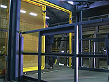 Pflow Enclosures & Gates for Vertical Lifts