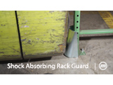 Shock Absorbing Rack Guard