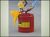 Six Tips for Using Flammable Safety Cans