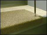 Anti-Slip Step Cover Installation