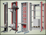 Automated Package and Pallet Lifts