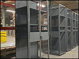 WireCrafters TA-50 Gear Lockers
