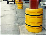 Column Protectors - Building Column Guards