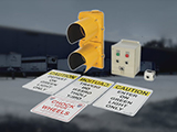 Loading Dock Traffic Light Systems