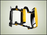 Forklift Loading Mirrors