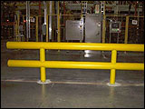 Heavy Duty Pipe Guardrail