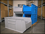 Heavy Duty Rack Bins