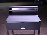 All-welded Shipping and Receiving Desk