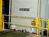 Straight Rail Dock Safety Gate