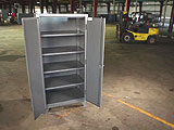 Heavy-Duty Metal Cabinets