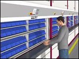 Hanel Automated Vertical Carousels