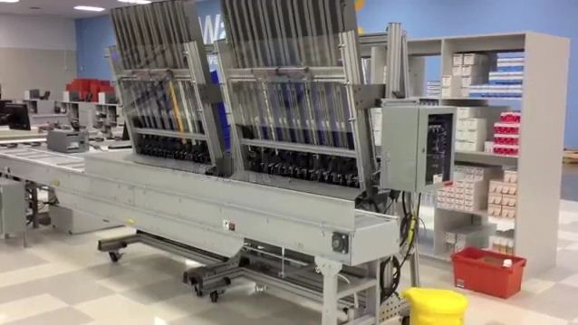 Automated Pick Dispensing